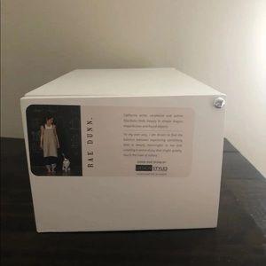 Rae Dunn Storage & Organization - Rae Dunn Wood Jewelry Box